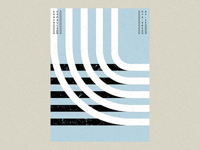 271 geometric illustration art abstract challenge design everyday poster