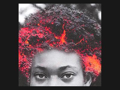 Experimenting #113 poster illustration music abstract design cover art lp ep vinyl album