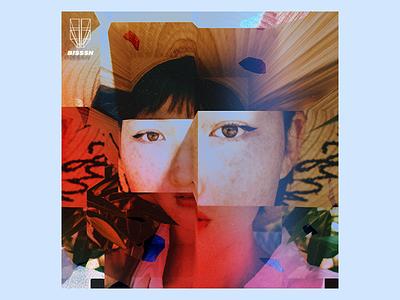 Ex.240 abstract vinyl music cd lp ep design cover art album