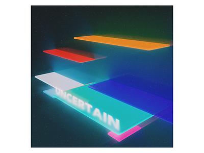 Ex.253 faded colorful abstract art music lp cd ep album cover design album artwork album cover album art