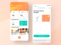 Wellness Mobile App