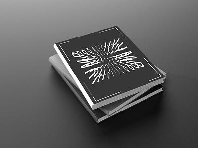 jump biennale exhibition book minimalist black  white typography art exhibition design biennale book cover minimal typography design