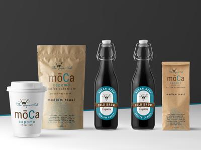 Moca Cold Brew Labels
