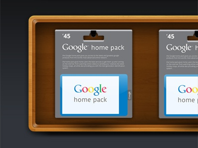 Google Home Pack google project university product