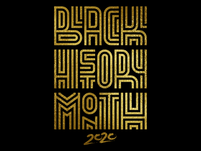 BHM t-shirt design vector art swag typography illustraion tshirt art
