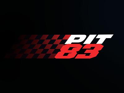 PIT MotoRacing Team Logo motogp motorcycle motorbike moto logo