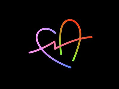 F AWAY Design Identity flat minimal vector typography illustration logo branding design