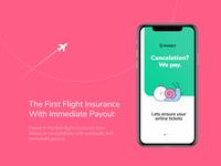Flight Booking Insurance App