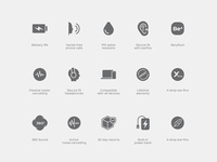 Treblab Icons Set
