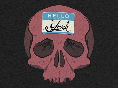 Hello Yorick! hamlet drama shakespeare