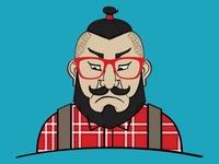 Too Many Topknots, Not Enough Samurai.