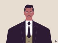 Work in progress - Businessman