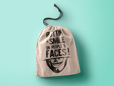 Morokoloko Bag graphic design merchandise event nightlife branding