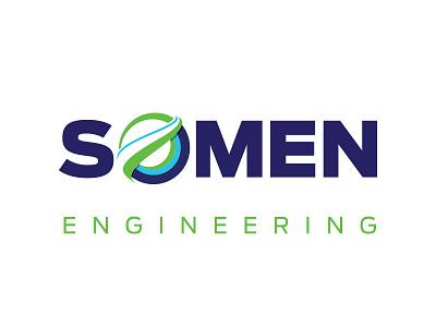 Logo design for Somen branding logotype logo design