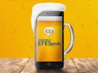 Anadolu Efespeak Mobile App