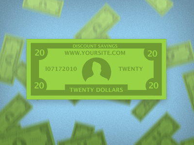 Free Money! [PSD] freebie psd free money cash fake customizable photoshop