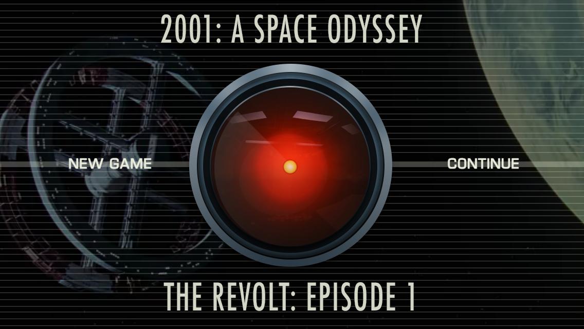 1 title screen