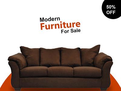 Furniture Social Media Design design adobe photoshop
