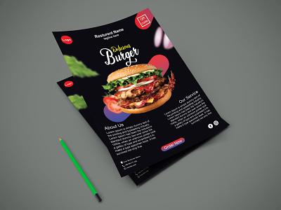 Fast Food Restaurant Menu fast food restaurant menu fast food menu restaurant graphic design
