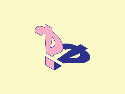 tommy_emo‽ shadow flat isometric branding interrobang tommyemo logo rebrand