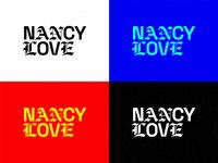 Nancy - Wordmark