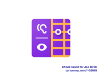 Chord Assist – Primary Icon