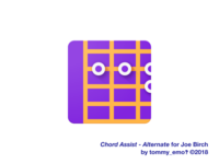 Chord Assist – Secondary Icon