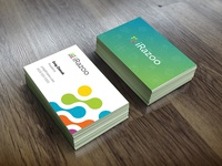 iRazoo business card concept