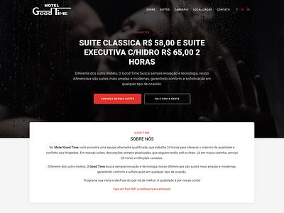 Website Good Time web design