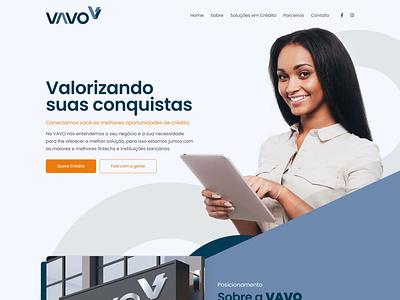 Website Vavo web design