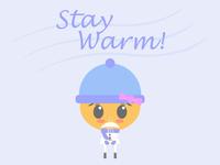 OrangeNow Designs 6/10 - Staying Warm
