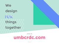 RDC Sign Up Design - Social Media Ad