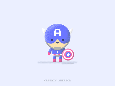 """Captain America - """"I'm just a kid from Brooklyn"""" illustration characters textures avengers captain america"""