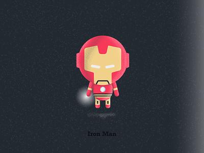 "Iron Man - ""We have a Hulk"" textures flat 3d flat  design speed art illustration character iron man avengers: endgame"