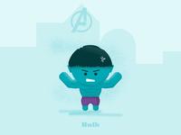 """The Hulk - """"Hulk SMASH"""""""