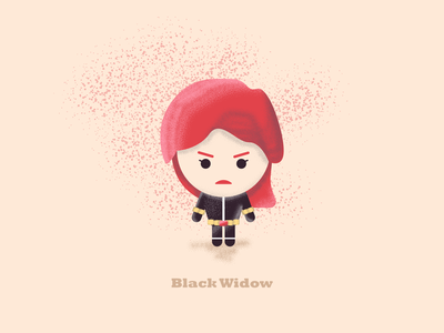 """Black Widow - """"I'm always picking up after you boys"""""""