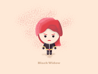"Black Widow - ""I'm always picking up after you boys"""
