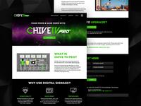 CHIVE TV Website