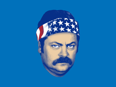 Rager shirt ui ux clothing forth of july summer parks and recreation america