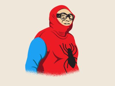 Spiderman halloween tv show tv spider funny design vector branding shirt illustration always sunny
