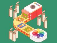 iOS Camera APP