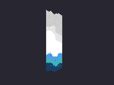 Und3rground minimal flat dribbble vector illustration figma design