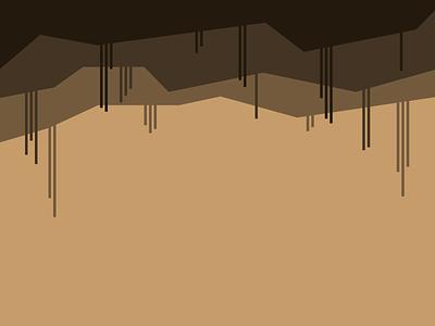 Dripstone minecraft illustration dribbble vector figma design