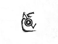 Owl Vision Splat Logo