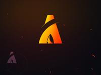 A Shot Logo