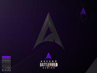 Ascend Battlefield Gaming Logo
