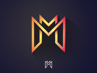 """MarcraM """"M&M"""" Logo"""