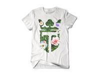 FaZe Teeqo Flower T-Shirt Design