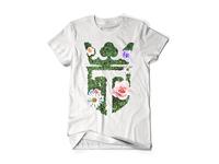 FaZe Teeqo Flower T-Shirt Design