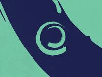 """""""CC"""" Zombie Logo"""